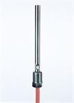 Billede til varegruppe Kabel/ledningsføler med gevind. Type E03
